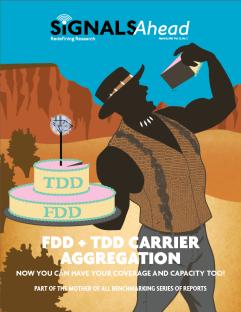 FDD + TDD Carrier Aggregation