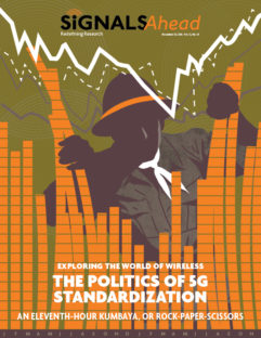 The Politics of 5G Standardization
