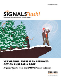YES VIRGINIA, THERE IS AN APPROVED OPTION 3 NSA EARLY DROP