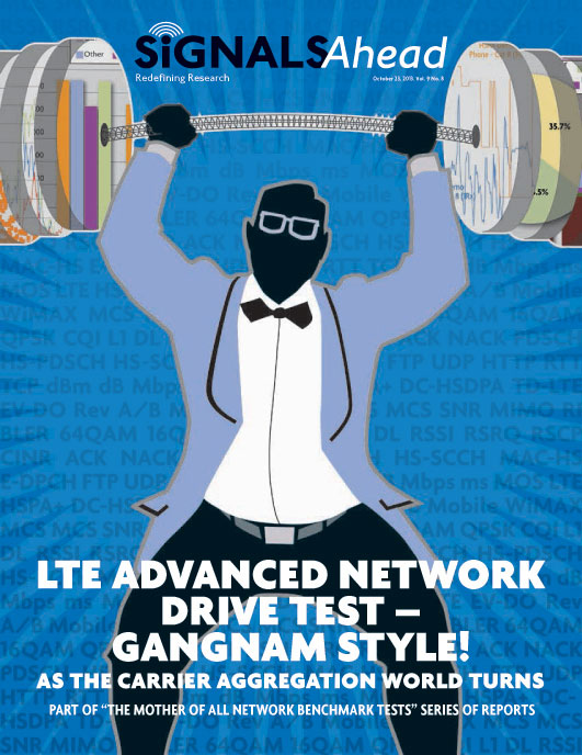 LTE Advanced Carrier Aggregation Network Performance Study