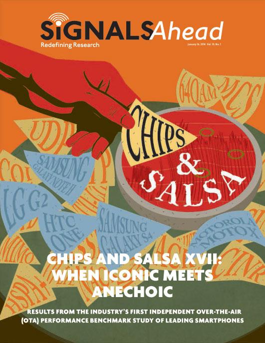 Chips and Salsa XVII - Smartphone OTA Performance Benchmark Study
