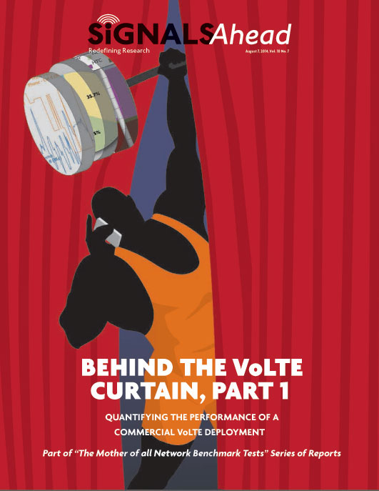 Behind the VoLTE Curtain, Part One
