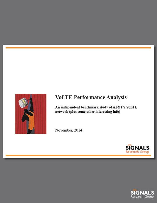 LTE NA 2014 VoLTE Results - SRG Presentation