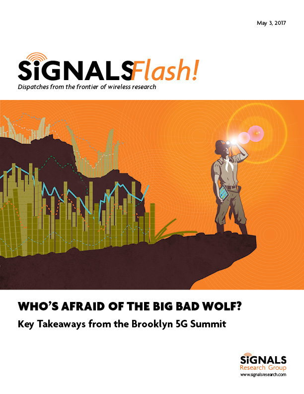 Signals Flash - Brooklyn 5G Summit Key Takeaways