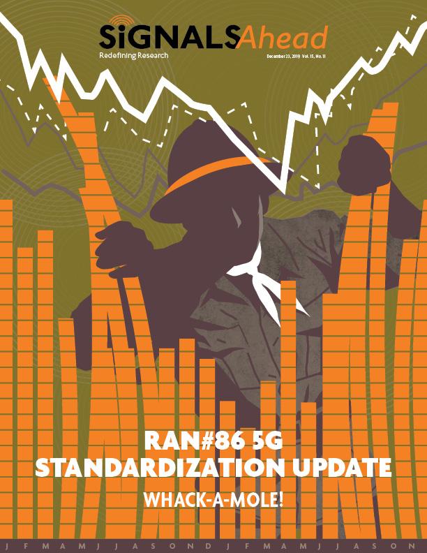 RAN#86 STANDARDIZATION UPDATE